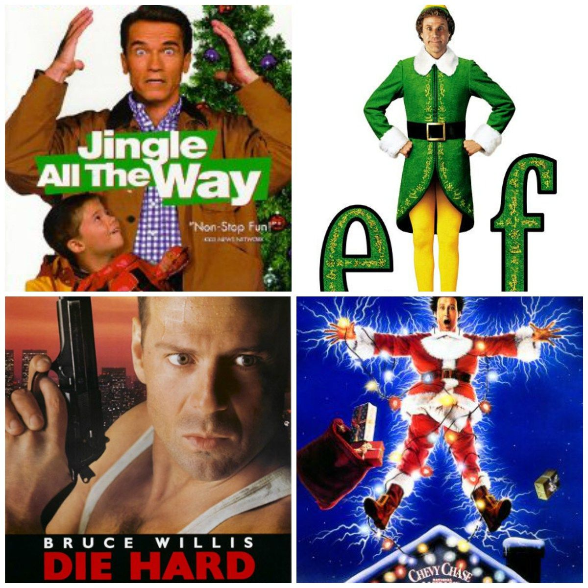 Our Favorite Christmas Movies | holiday decor | Pinterest
