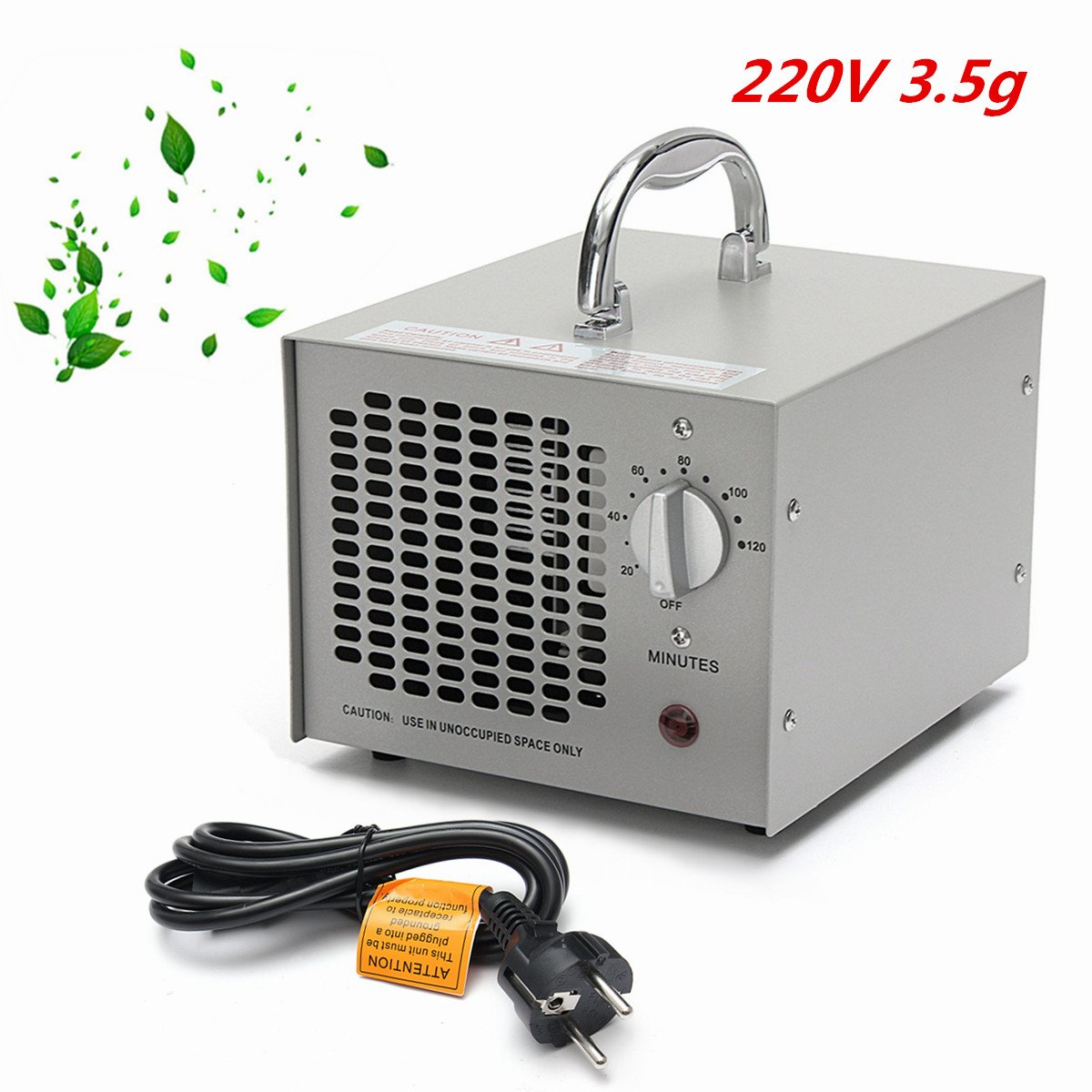 220V 3500mg Commercial Industrial Ozone Generator Air