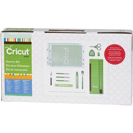 Cricut Mini Starter Kit With Images Christmas Craft Kit Cricut Arts And Crafts Kits