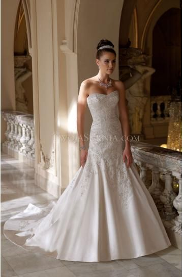 Wedding Dresses Mon Cheri 113220 - Polly David Tutera