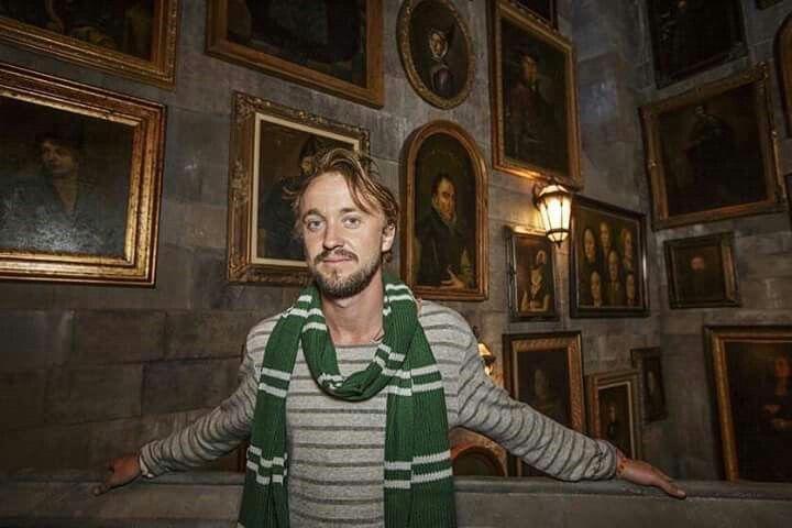 Draco Aka Tom Aka My Boyfriend I Don T Care What You Say Tom Felton Tom Felton Harry Potter Draco