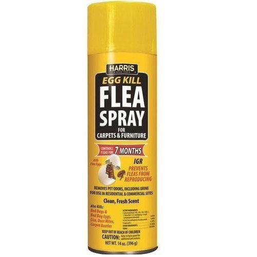 Harris Fs 14 Flea Spray 14 Oz Flea Spray Bed Bug Spray Spray