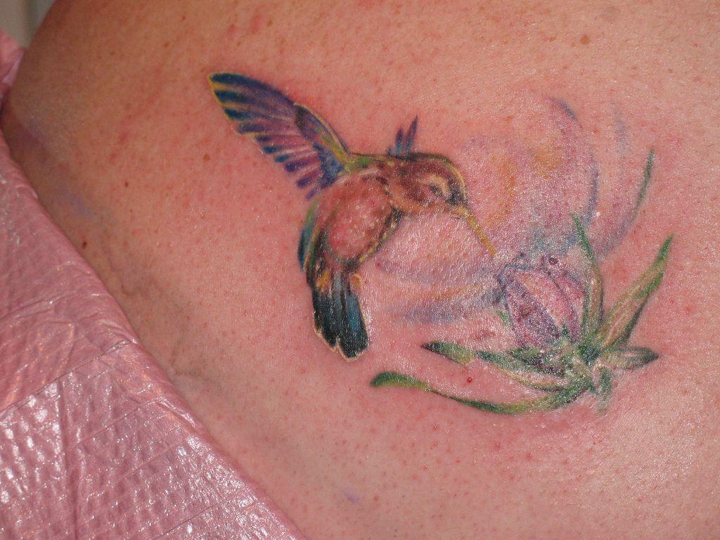 Hummingbird tattoos - daily tattoo designs, Hummingbird tattoos can ...