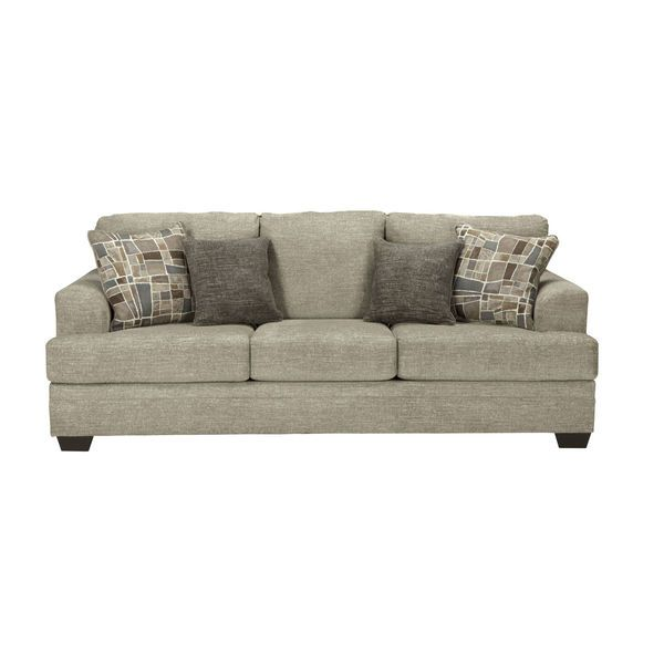Barrish Sofa The natural appeal of the Barrish sofa is