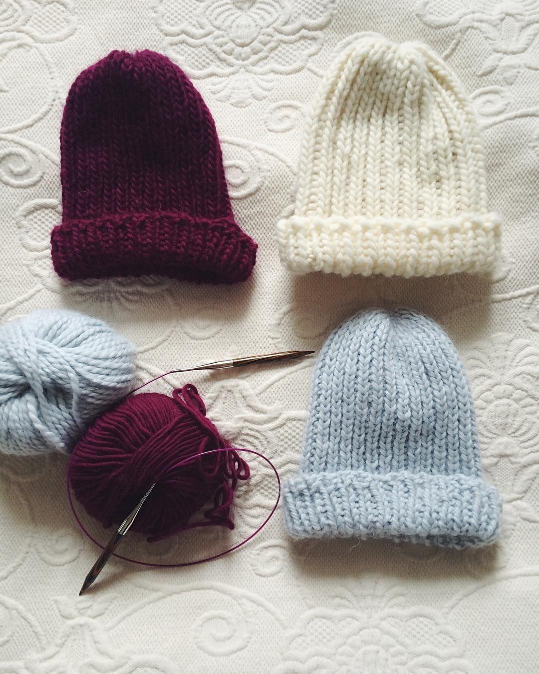 Tuto tricot   un bonnet à côtes - Marie Claire Idées Bonnets, Plein, Petites f298e4784af