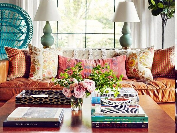 The Most Beautifully Styled Coffee Tables We've Seen