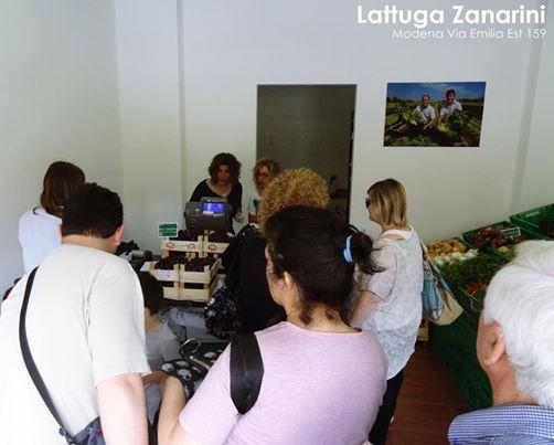orario continuato dalle 8.00 alle 20.00 anche nel weekend  #km0 #freschezza #sapore #territorio #modena www.lattugazanarini.com