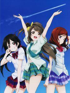 Nico Yazawa | Yazawa Nico (LoveLive) | Anime love, Anime, Idol