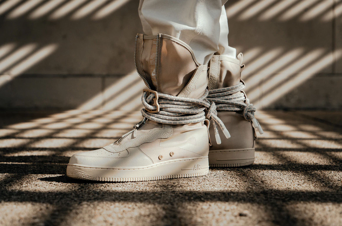 New Nike Special Field Air Force 1 Sf Af1 Hi Boot Rattan Aa1128 200 Sneakers Boots Nike Sf Af1