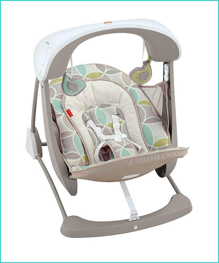 10 Best Baby Swings To Soothe Your Little One Baby Seat Portable Baby Swing Baby Swings