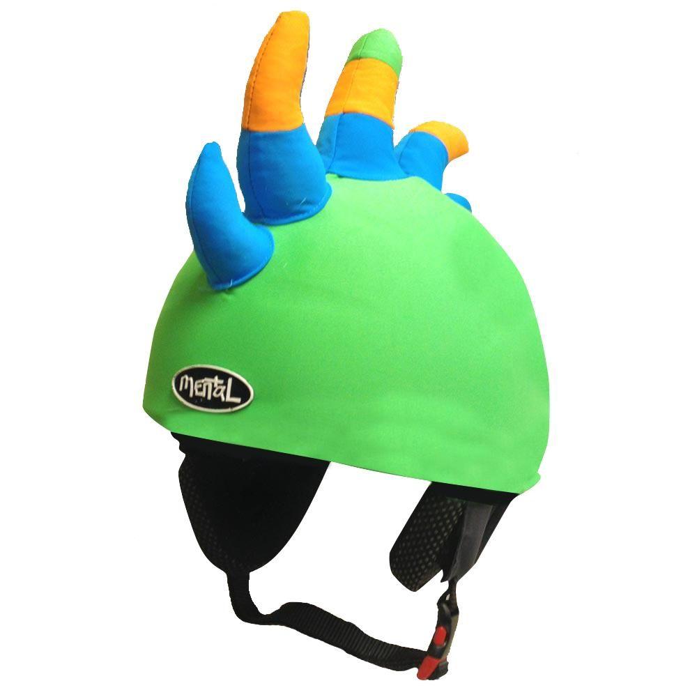 6076b90e23699 Mental Land Shark Helmet Cover (Kids )