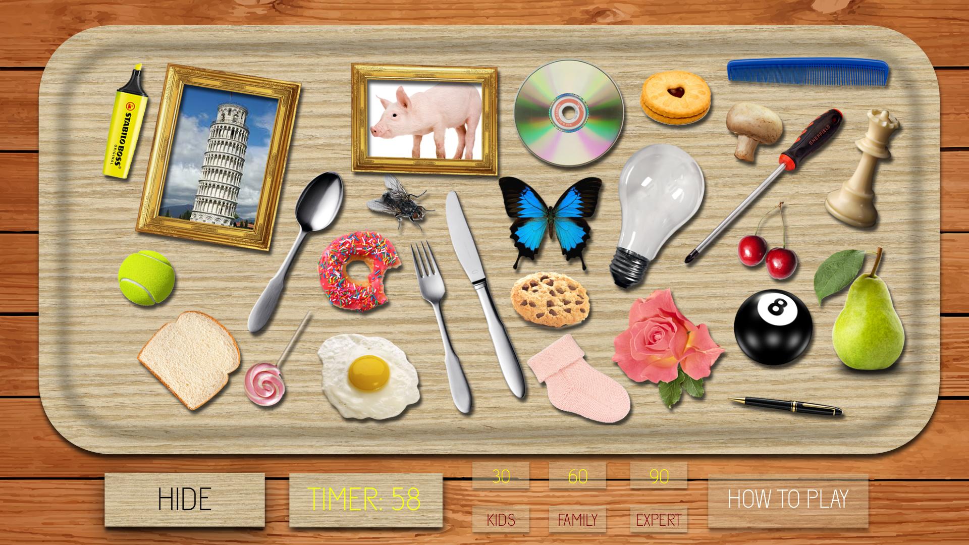 Bildresultat för memory tray Memory games, Games, Game app