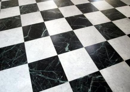New kitchen floor tile black and white 55 ideas #whitemarbleflooring