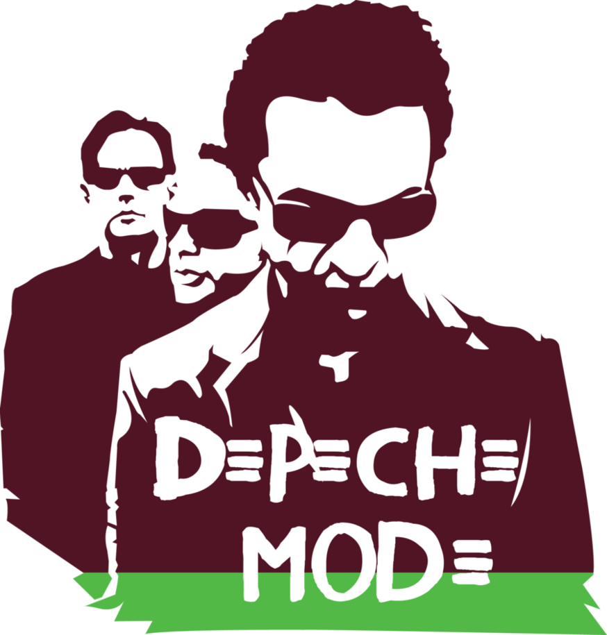 U As Requested This Is The Depeche Mode Logo That S On Rochelle S Shirt From Left 4 Dead 2 Since There Is Depeche Mode Military Fashion Women Clothes Design