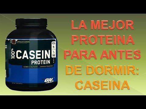 La Mejor Proteina Para Antes De Dormir Proteina De Caseina Las Mejores Proteinas Que Te Mejores Aumentar Musculo
