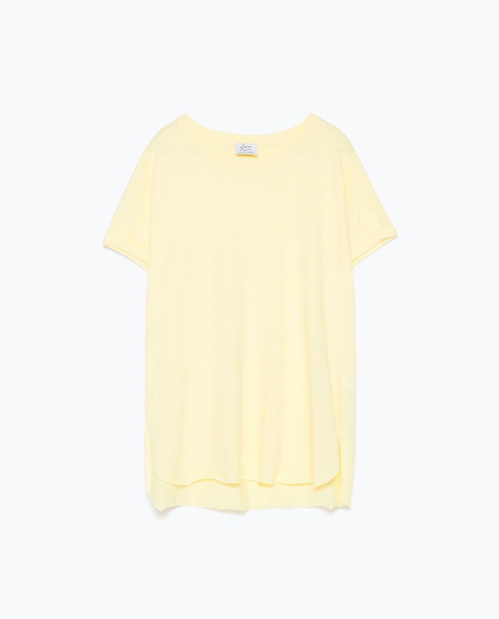 Image 6 of BASIC T-SHIRT from Zara