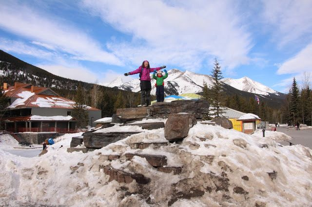 The Ultimate One-Stop Do Everything Winter Vacation at the Delta Lodge in Kananaskis