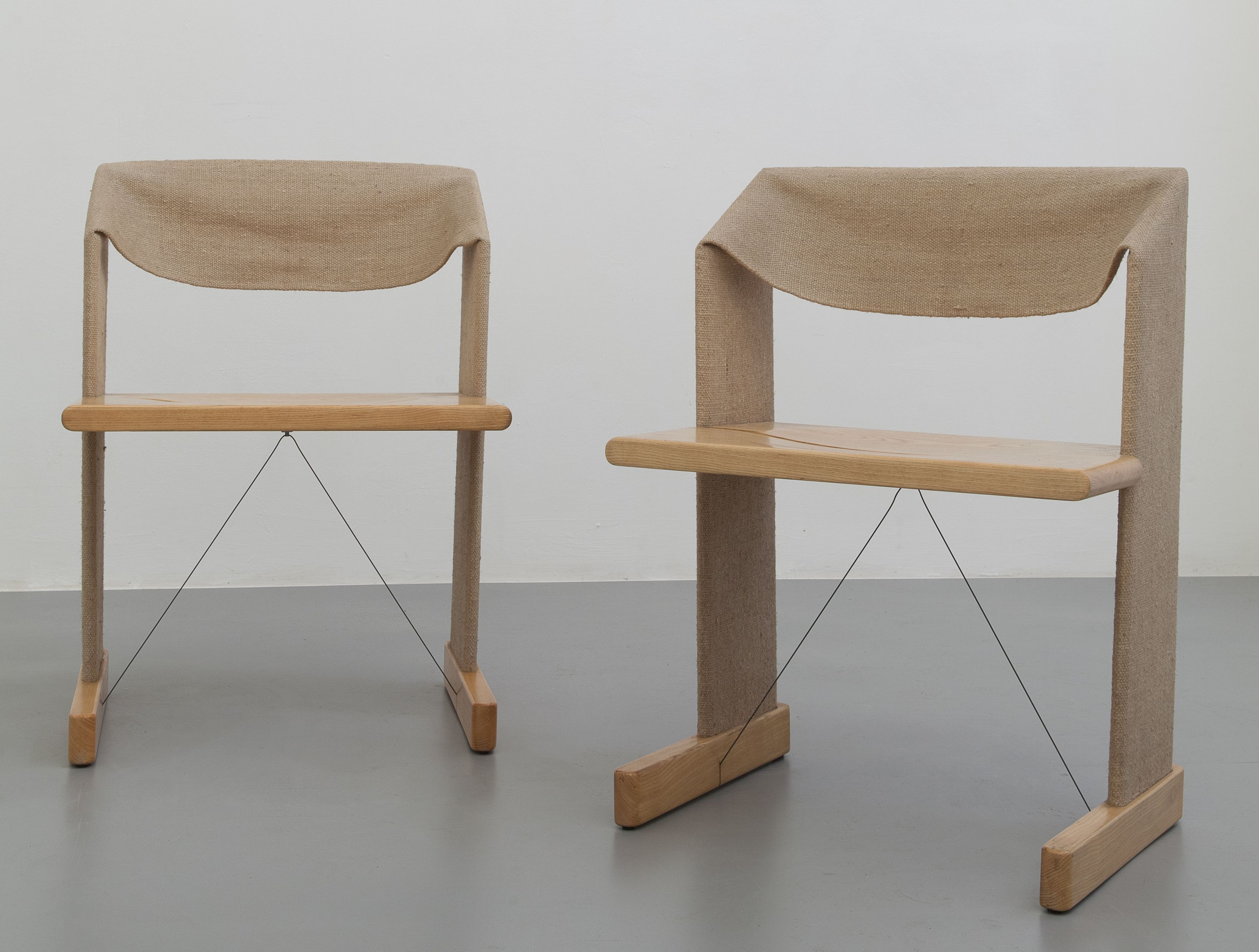 Grattoni Sedie ~ Gigi sabadin due sedie u ccanossau d per stilwood legno di