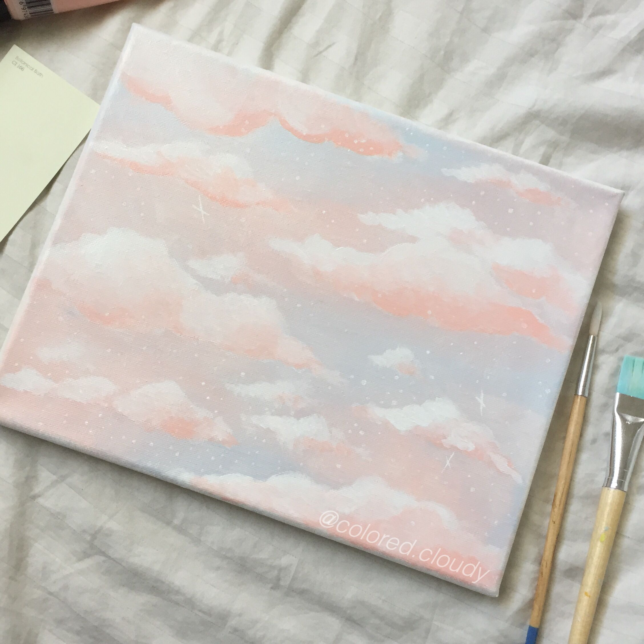 Pin By 𝔸𝕫𝕣𝕚𝕖𝕝 𝕋𝕤𝕦𝕜𝕚𝕞𝕚 On A R T Sky Art Painting
