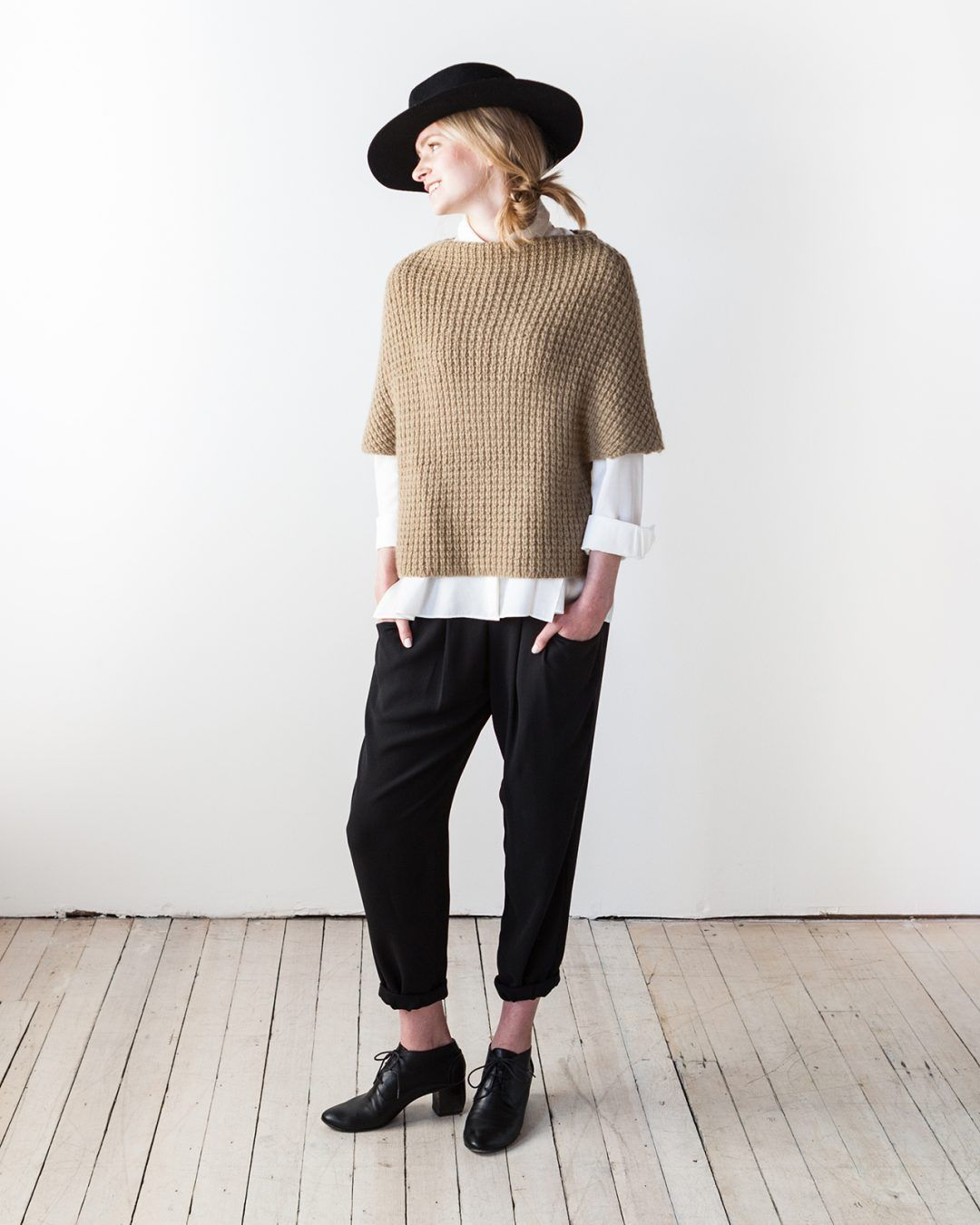 Simple Geometry And A Unique Textural Stitch In Får Create