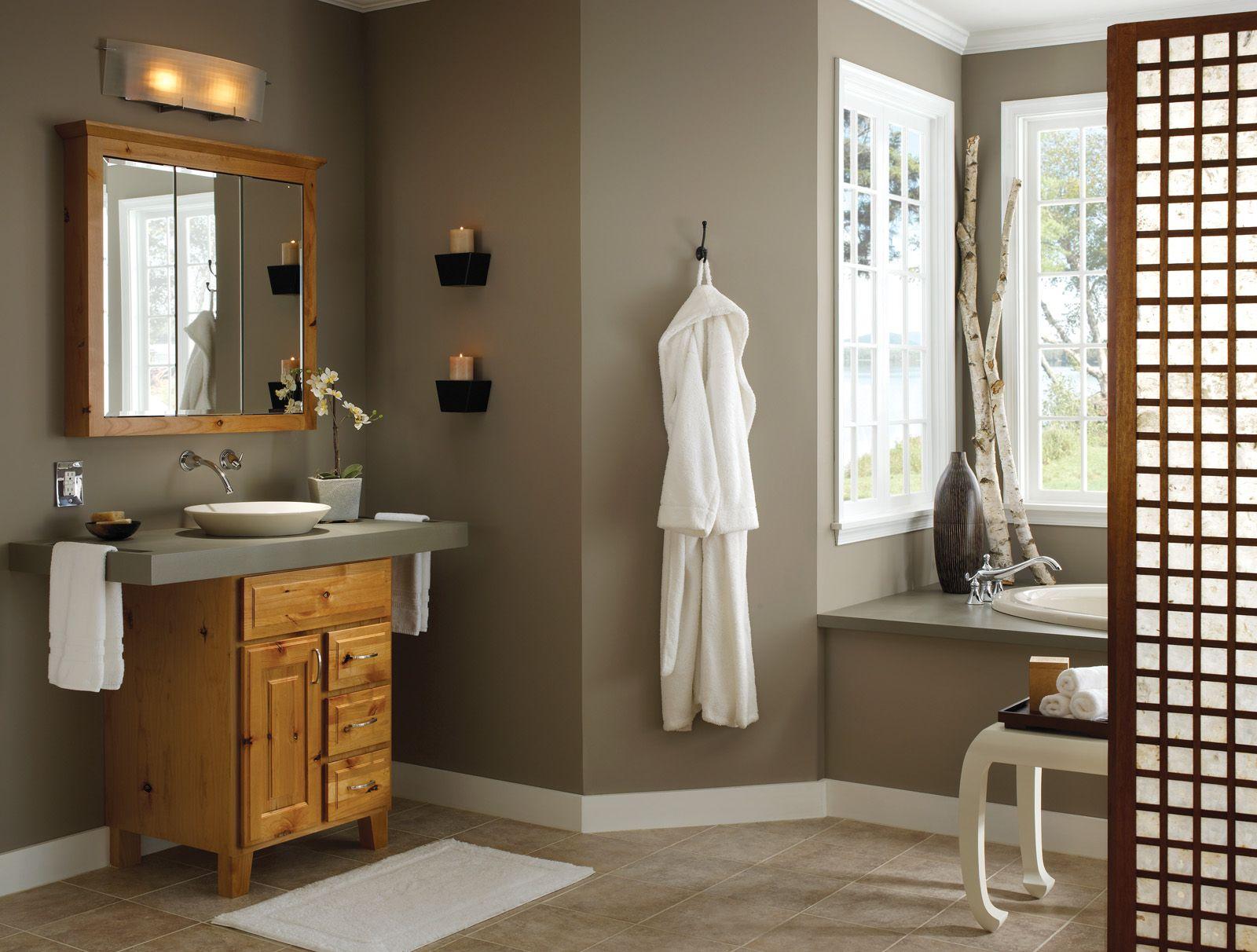 Natural alder cabinets bathroom google search for Find bathroom contractor