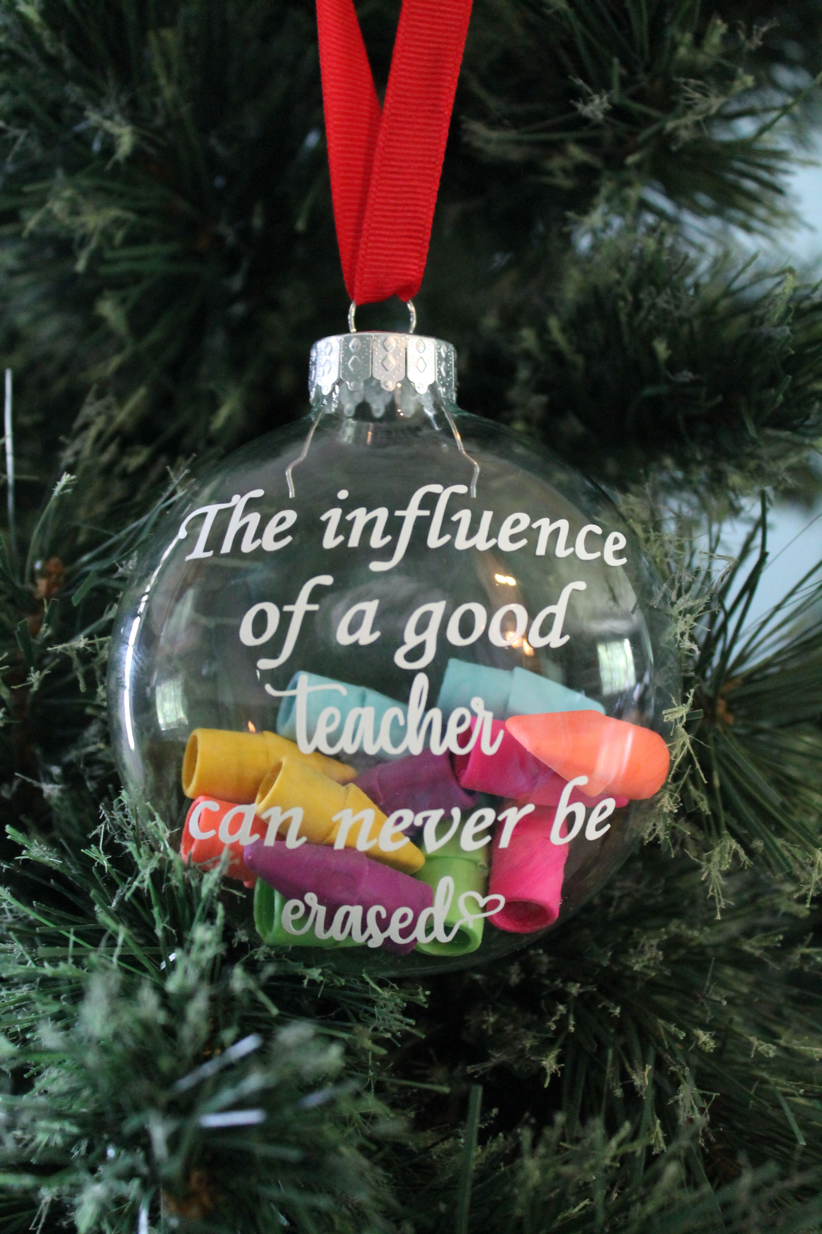 Teacher Ornament Holiday End Of School Gift Teacher Ornaments Teacher Appreciation Gifts Diy Teacher Christmas Gifts