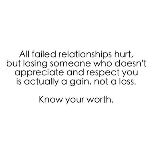 Failed Relationship Quotes Quotes