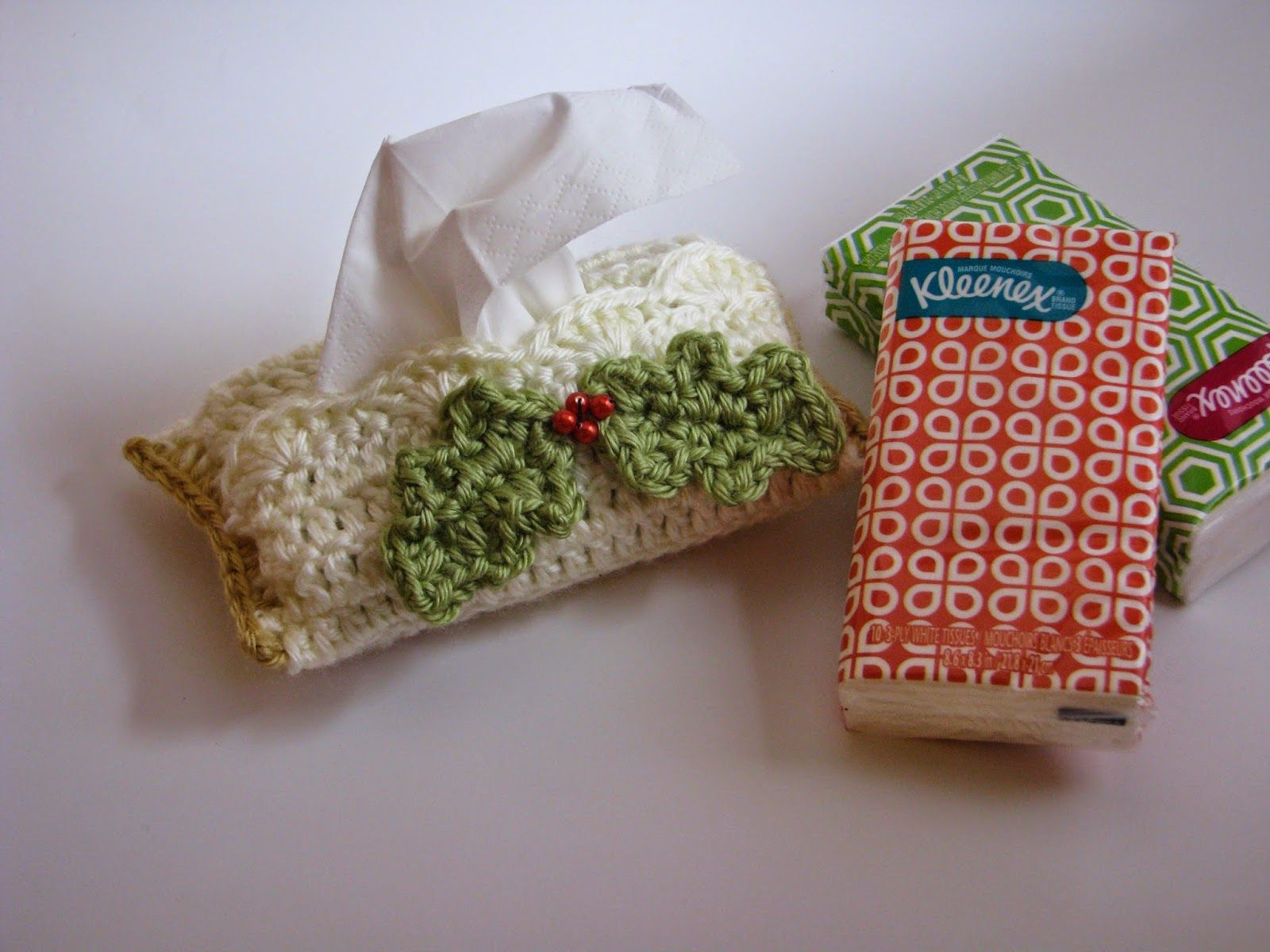 Free Tissue Box Cover Crochet Patterns Crocheting Crochet