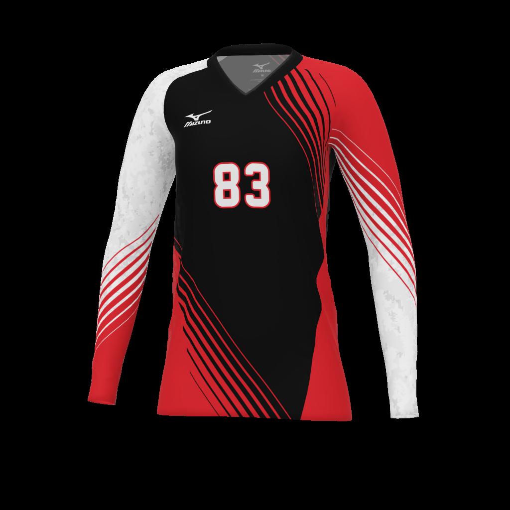 mizuno volleyball jersey designs