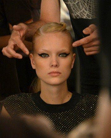 Backstage en Madrid Fashion Week foto 04
