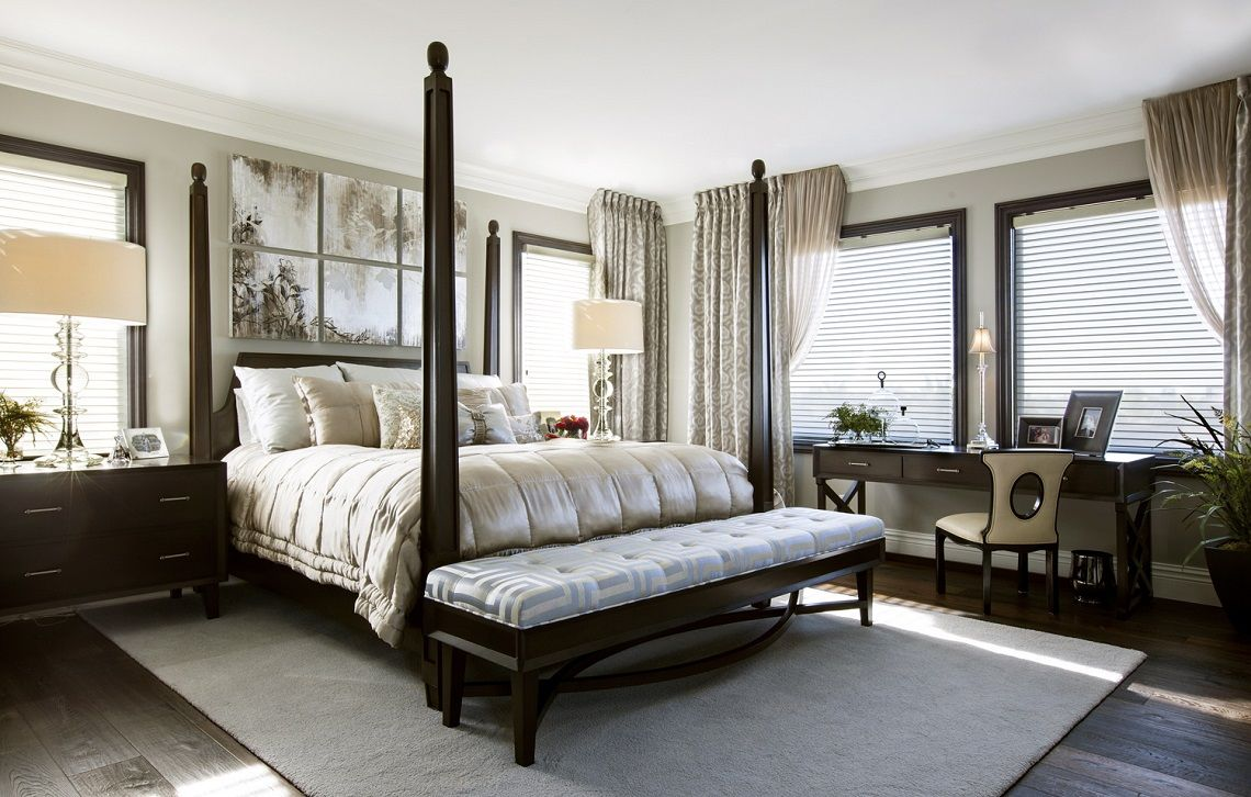 Vibrant Transitional Master Bedroom Robeson Design   Rebecca Robeson  Interior Design   Pinterest   Master Bedroom, Bedrooms And Rebecca Robeson
