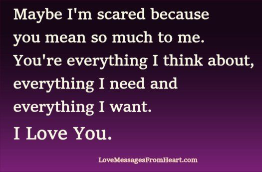 The Love Meaning Message Love Messages You Meant My Love