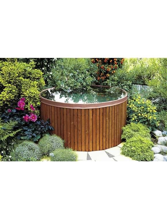 Beckmann Regentonne Regenfass 420l Hagebau De Wasser Im Garten Regenfass Regentonne