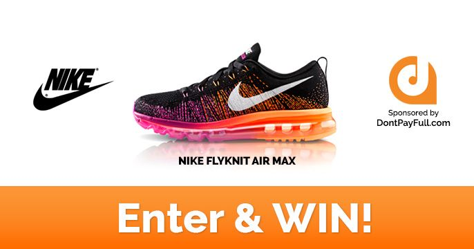 28db300144e7 WIN Nike Flyknit Air Max GIVEAWAY! (function(d