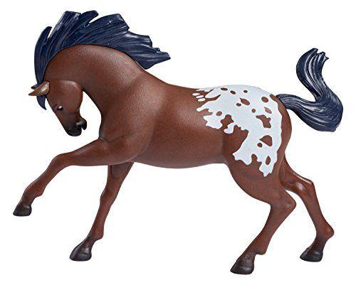 Junipero Appaloosa Horse Toy