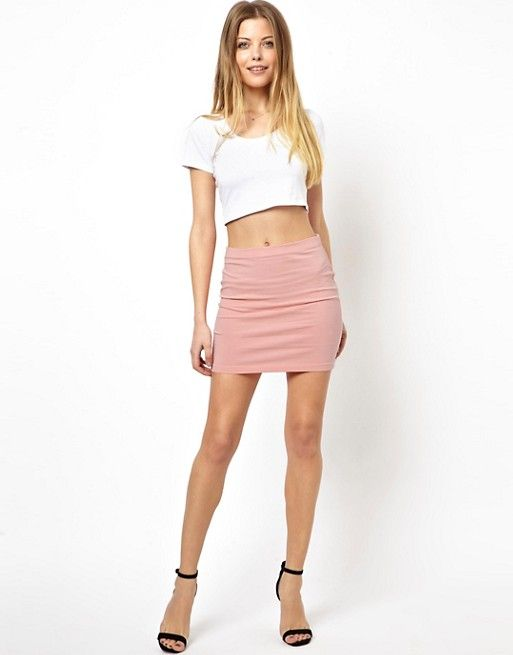 ASOS | ASOS Mini Skirt in Jersey