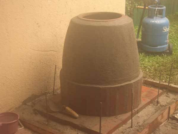 Backyard Tandoor hi,i thought some of you might be interested in this backyard