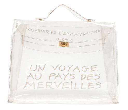 Hermès Limited Edition Kelly, Souvenir de l'Exposition 1998