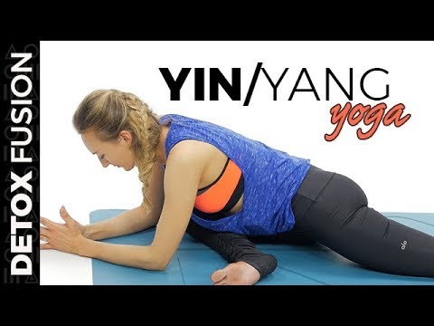 40minsyin and yang yoga sequence  vinyasa yoga sequence