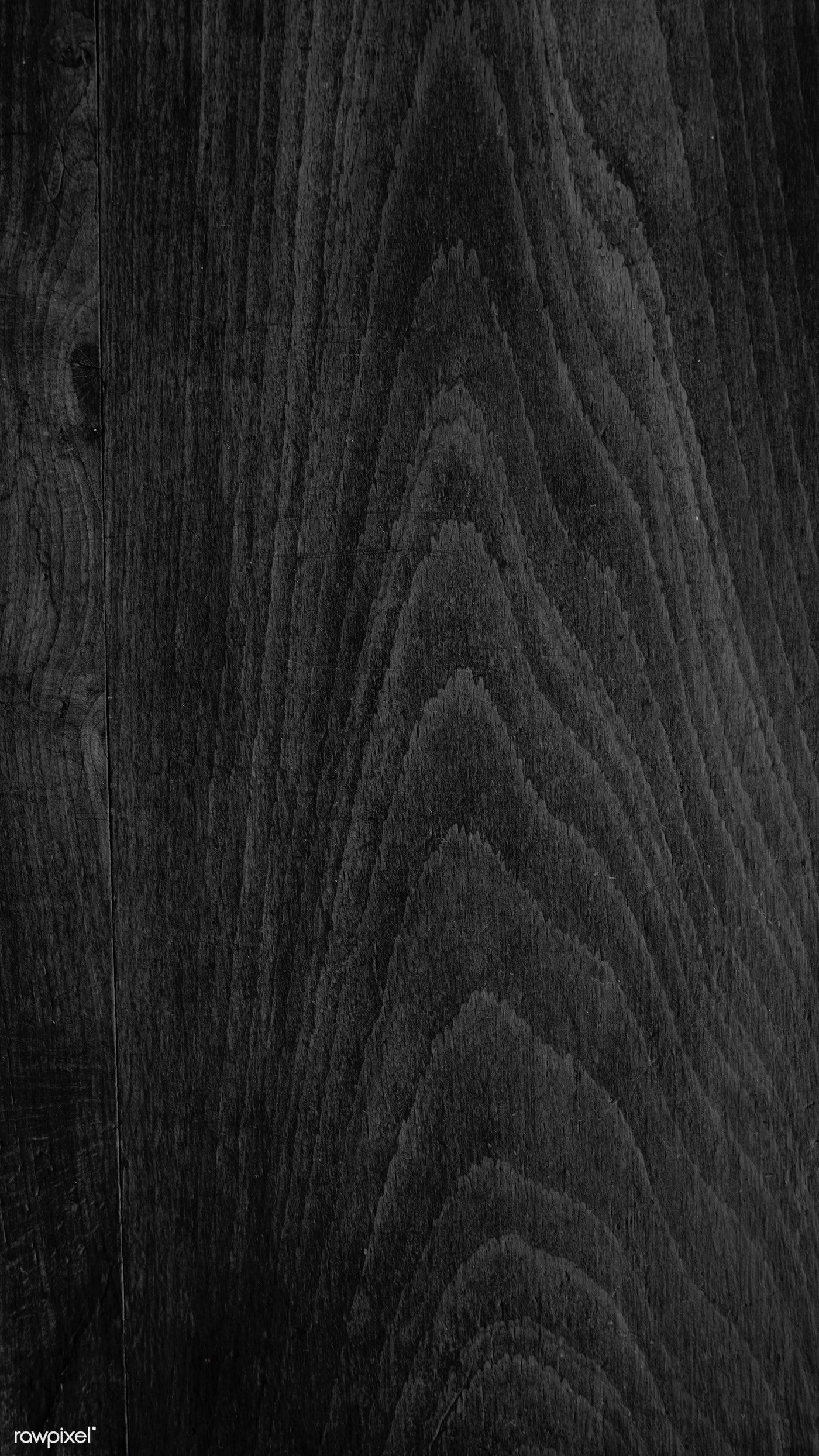 Blank Black Wooden Textured Mobile Wallpaper Background Free Image By Rawpixel Com Nunny Black Wood Texture Black Wood Background Black Pic Background
