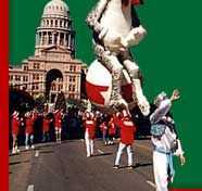 Chuy's Parade Information - The Kids giving to Kids parade is something our founder has been involved with for years! Take a break from the shopping and give a toy to a kid in need this weekend. ----- GlittErasable glitter dry erase boards are handmade in Austin, Texas. We make fun, unique dry erase boards that are a great alternative to a boring whiteboard. To see all of our sparkly products, visit www.etsy.com/shop/GlittErasable