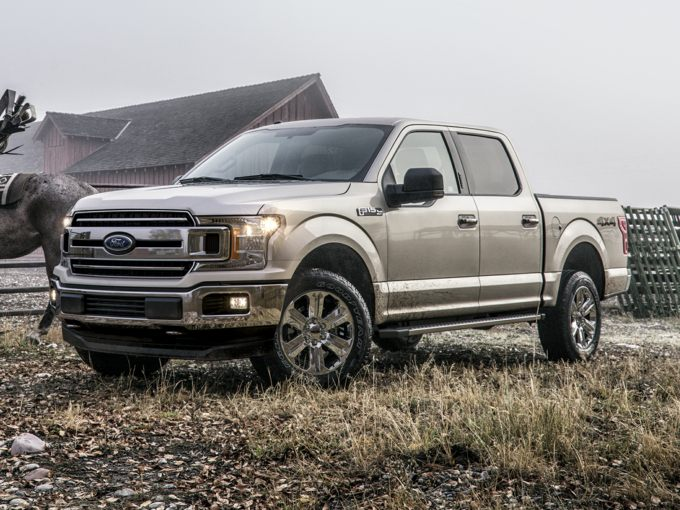 2019 Ford F 150 Deals Prices Incentives Leases Overview