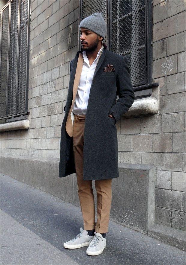 Urbanes Männeroutfit