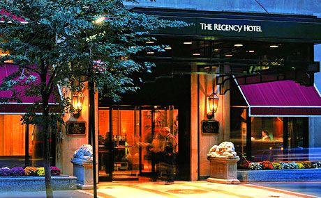 Loews Regency Hotel Regency Hotel City Hotel Hotel
