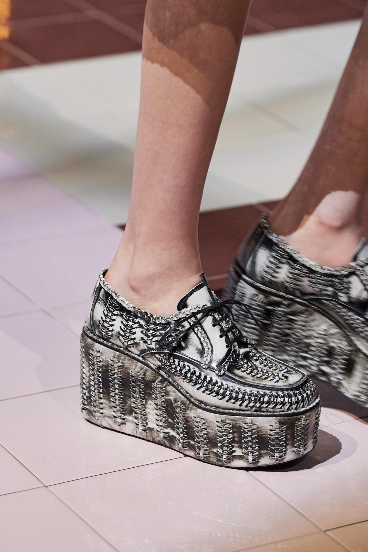 Prada Spring 2020 Ready to Wear Fashion Show | Scarpe e Elegante