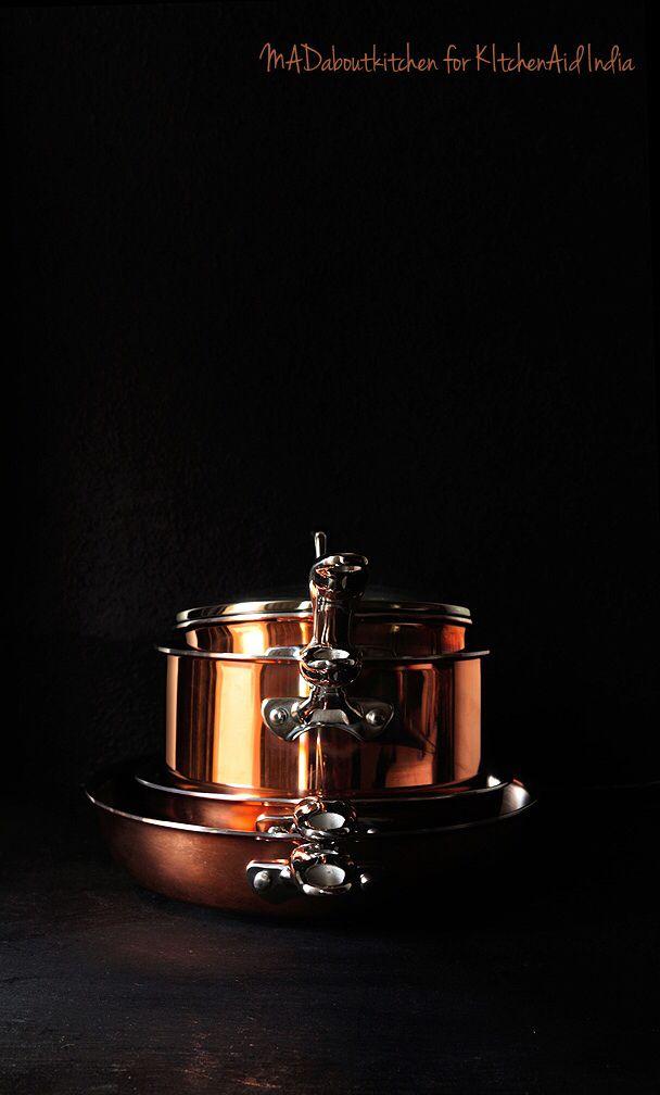 KitchenAid India Copperware   #madaboutkitchenaid #ilovekitchenaid #foodie #madaboutkitchen KitchenAid India #kitchenaidfoodprocessor #kitchenaidbakeware #kitchenaidpastaattachment