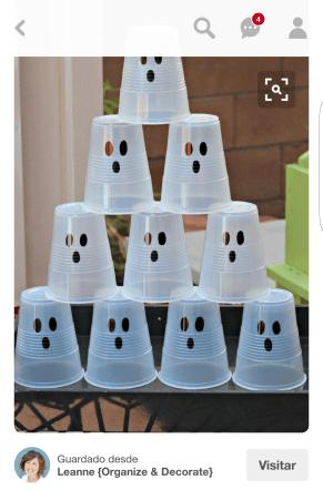 Resultado de imagen de manualidades halloween niños