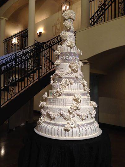 Bromwen Weber Outrageous Wedding Cake Outrageous Wedding - Wedding Cakes Dallas