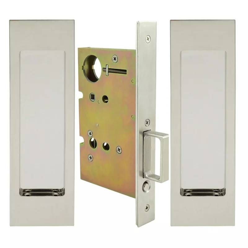 Inox Fh27pd8010 In 2020 Pocket Door Lock Pocket Door Hardware