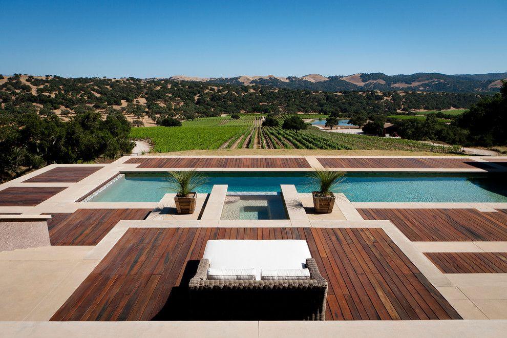 terrasse aus holz gestalten gemutlichen ausenbereich | möbelideen